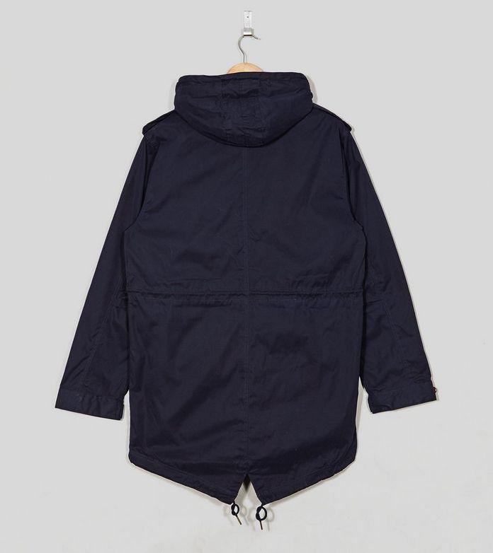 fred perry fishtail parka jacket size. Black Bedroom Furniture Sets. Home Design Ideas