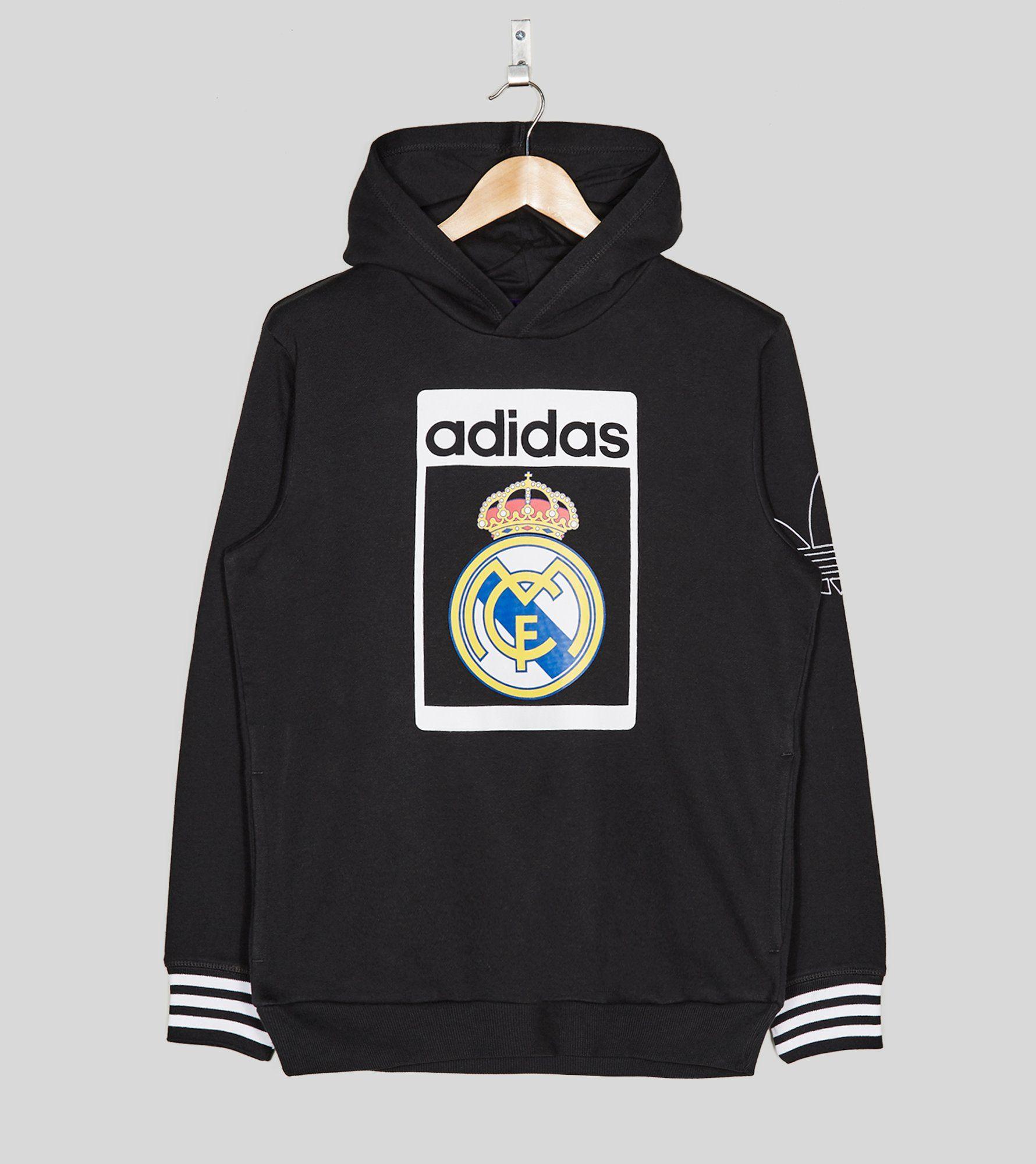 adidas Originals Real Madrid Hoody  18b54041d