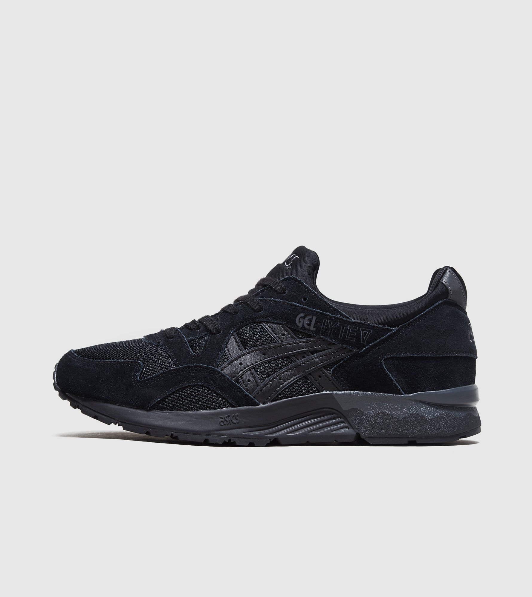asics laces black