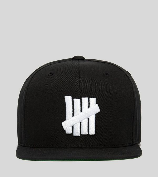 03ddb485279 Undefeated 5 Stripe Snapback Cap