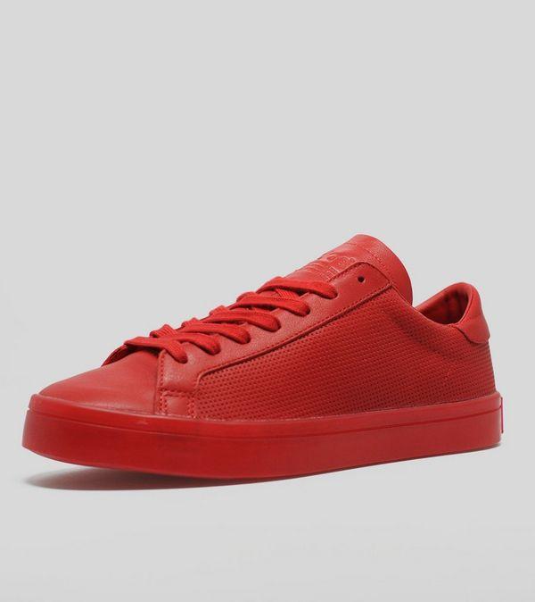 adidas Court Vantage Red - Mens  - Size