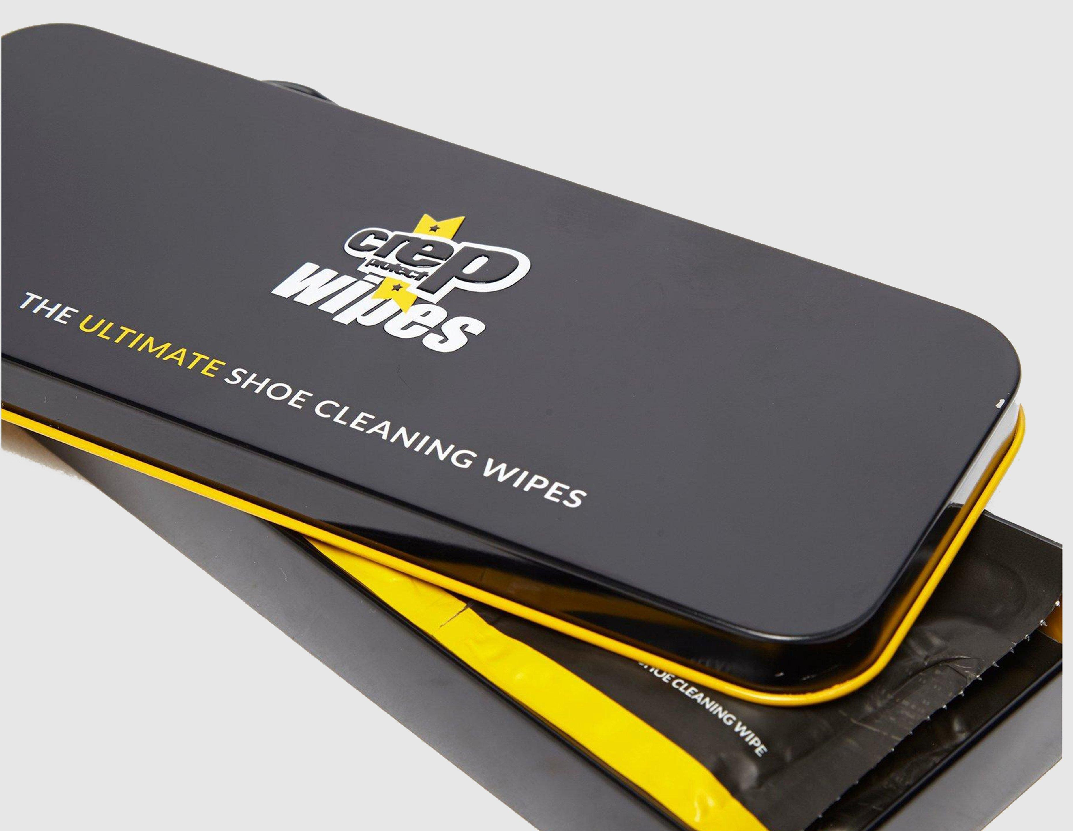 Crep Protect Shoe Cleaning Wipes - 12 Pack