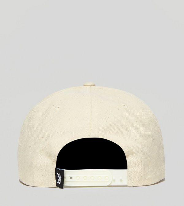 Stussy Speckle Canvas Snapback Cap  fa1b4d90edf