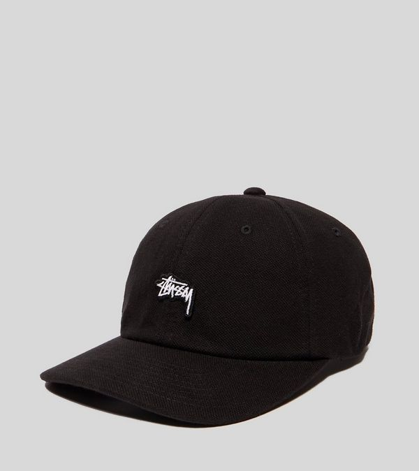 Stussy Stock Pique Snapback Cap  6aaec5b27d8