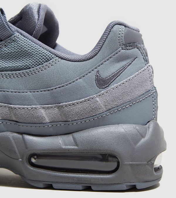 nike air max 95 all grey