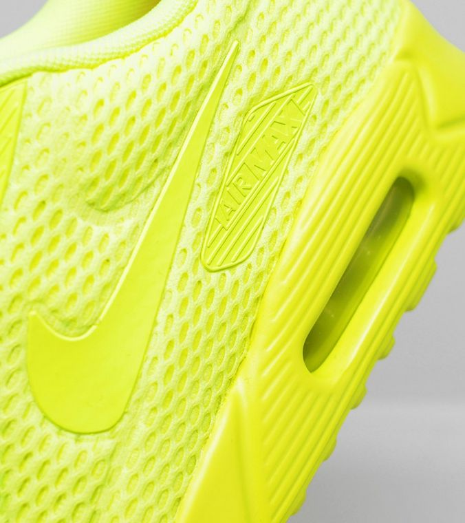 Air Max 90 Ultra Breathe Yellow
