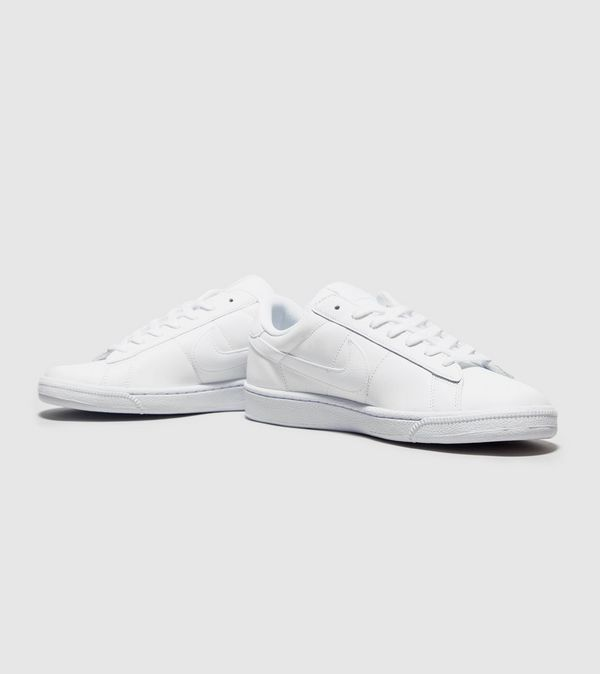 separation shoes f6cd0 910b3 Nike Tennis Classic WMNS women lifestyle casual sneakers All white 312498-129  Clothing, Shoes   Accessories
