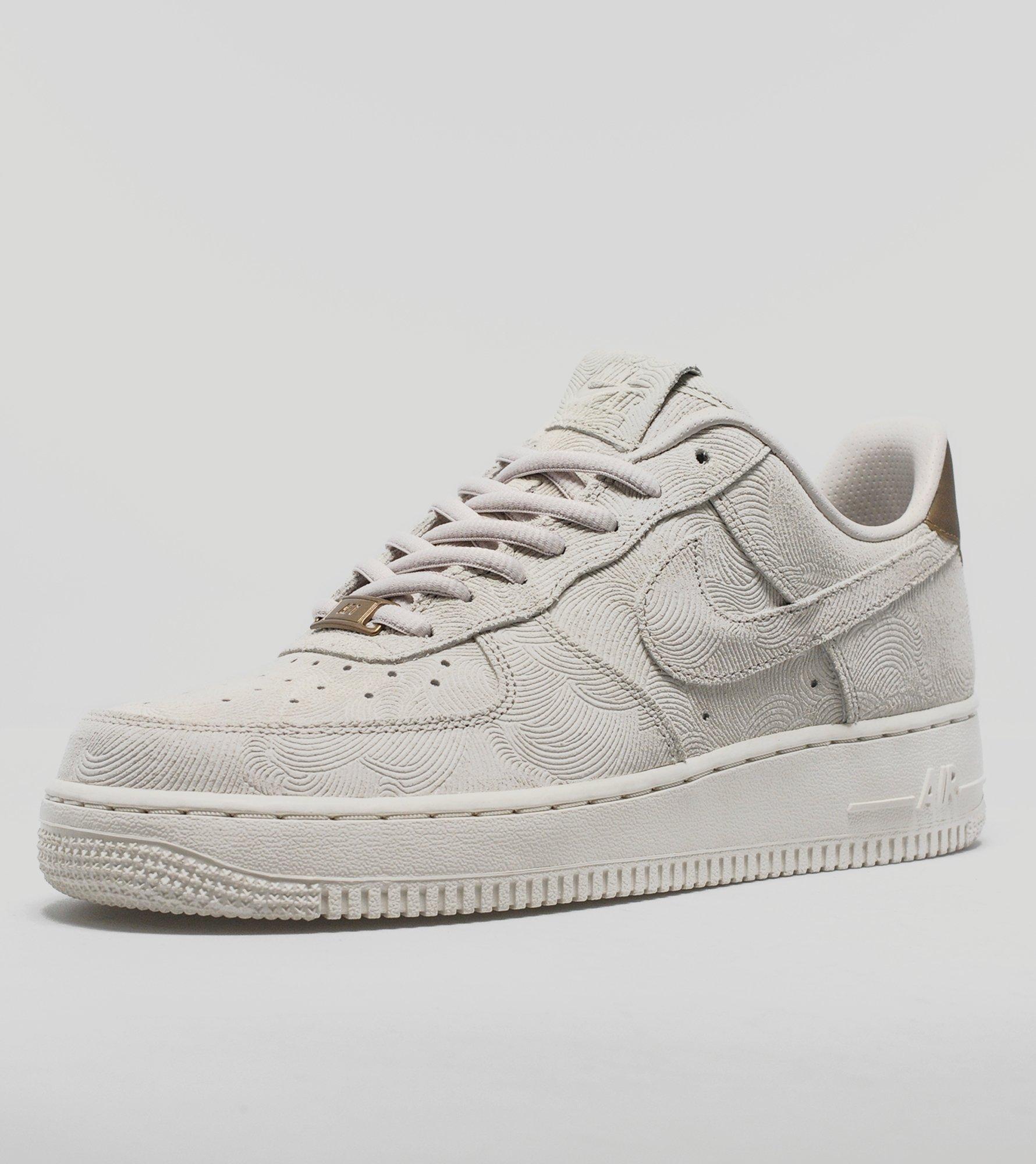 Nike Air Force 1 Suede Beige