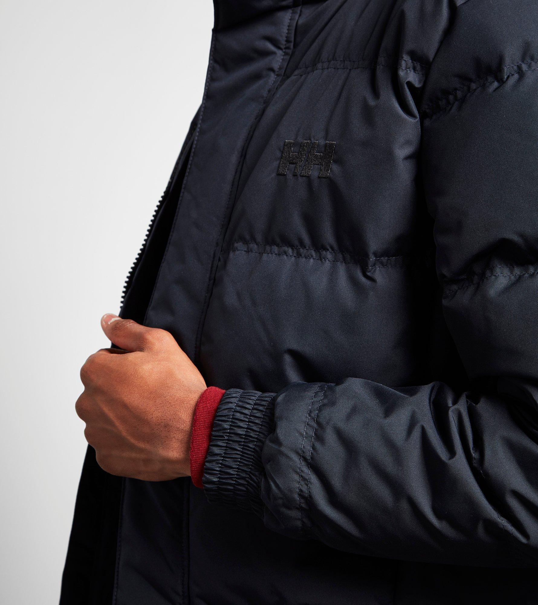 Helly hansen men's dubliner down jacket black