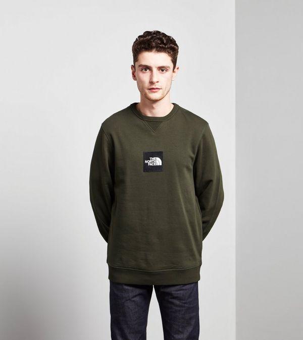 11593acba the north face black label crew sweatshirt