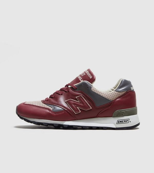 new balance 577 leather brown