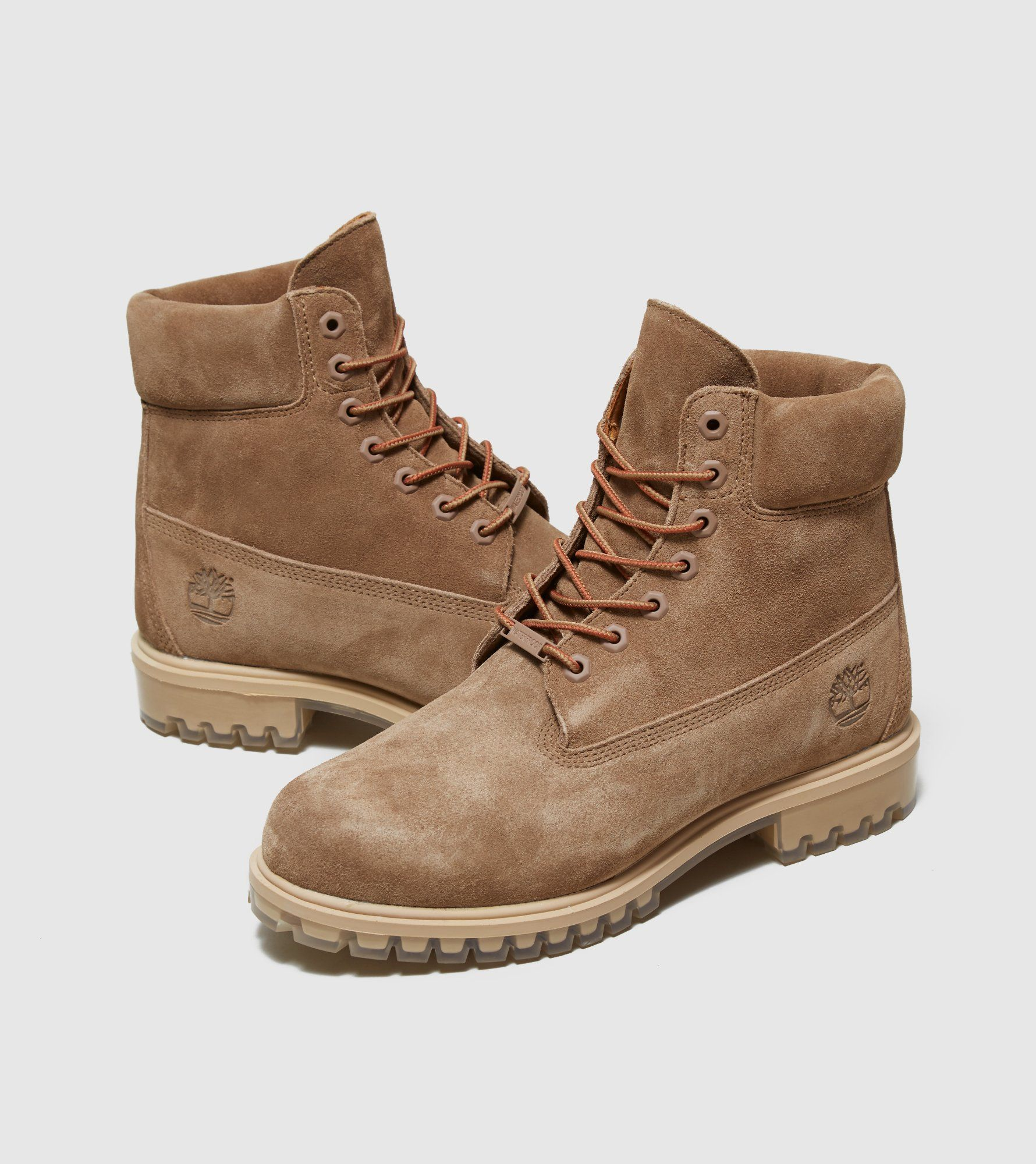 Timberland 6-Inch Boots