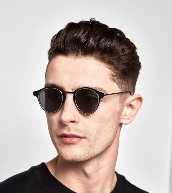 76e88ba1a72 Spitfire Warp Round Sunglasses