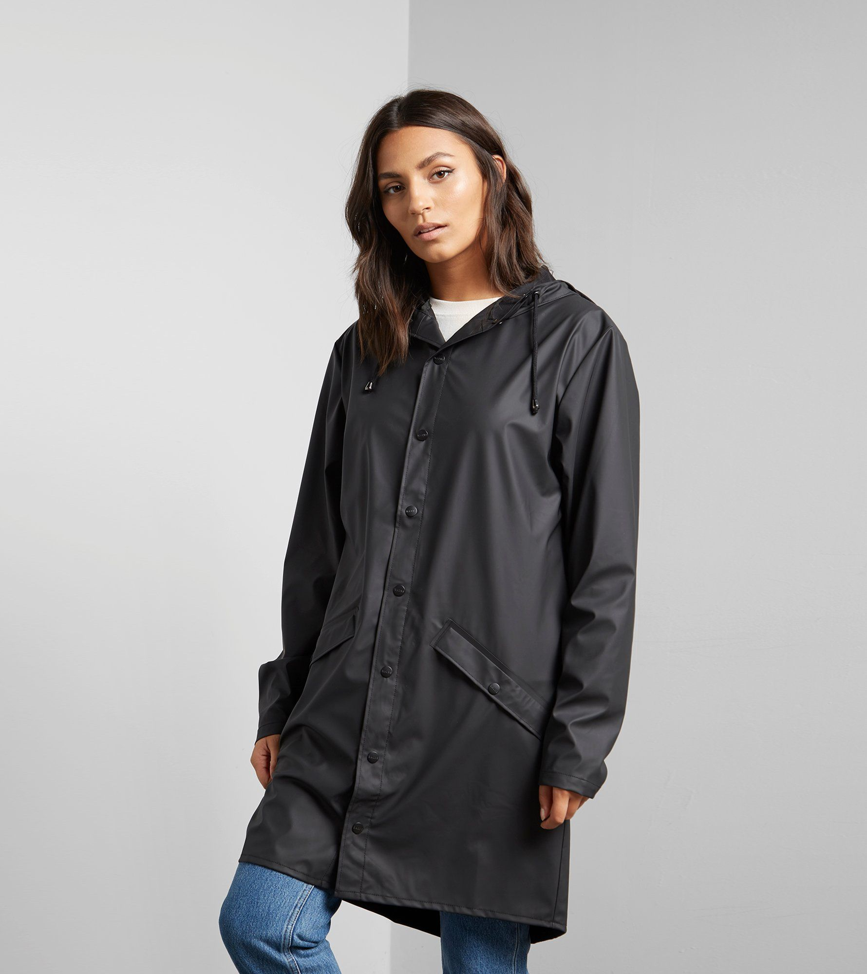 RAINS Long Jacket  6cd469795ab2