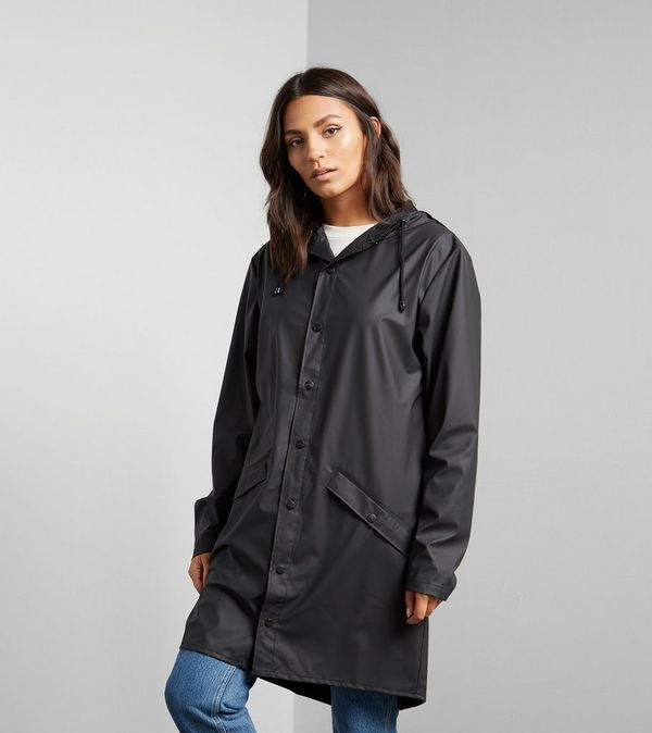 RAINS Long Jacket   Size?