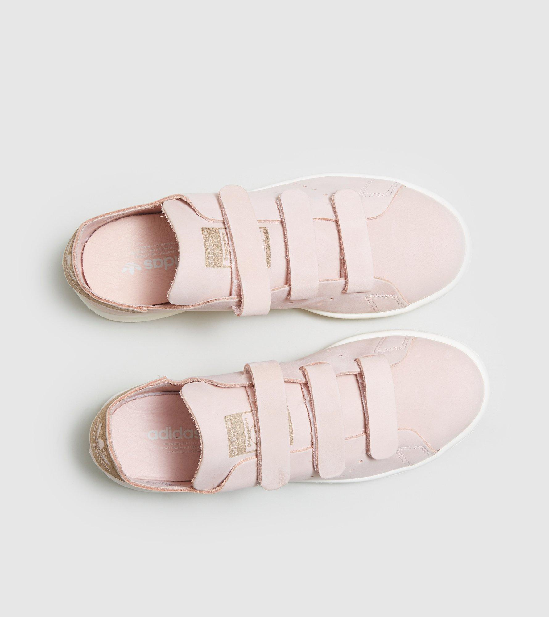 4e7d268cd969 adidas stan smith op cf vapour pink. Adidas Stan Smith OP CF Femme (Rose)  ...