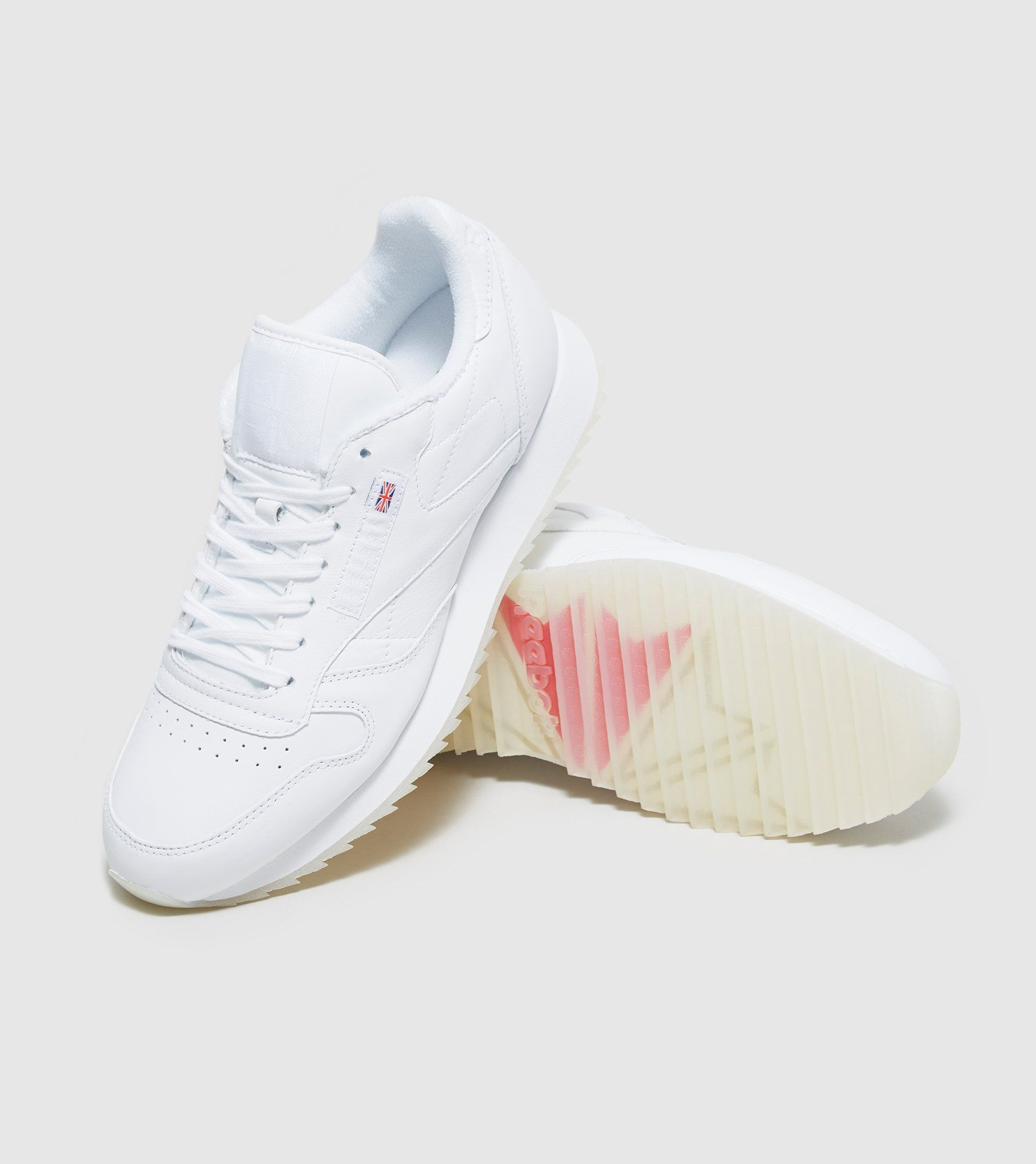 Reebok Classic Leather Ripple Ice Re Cut- size  Exclusive  b853d3428