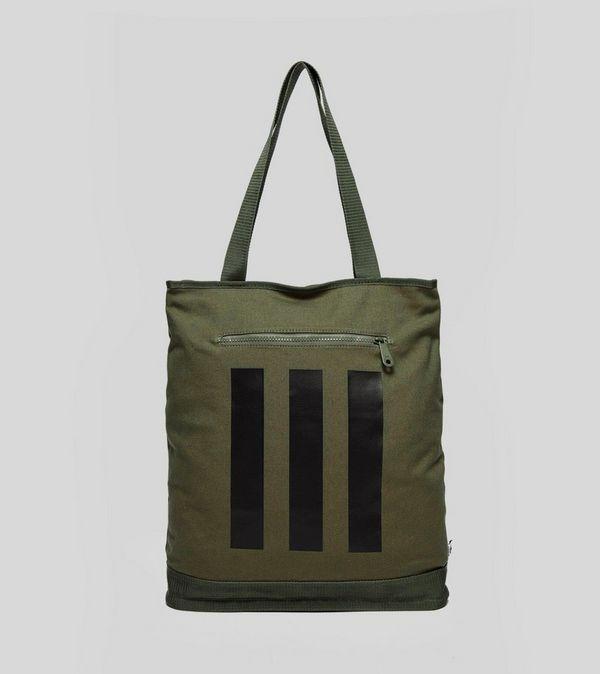 5d1f809824 adidas Originals 3 Stripe Shopping Tote Bag
