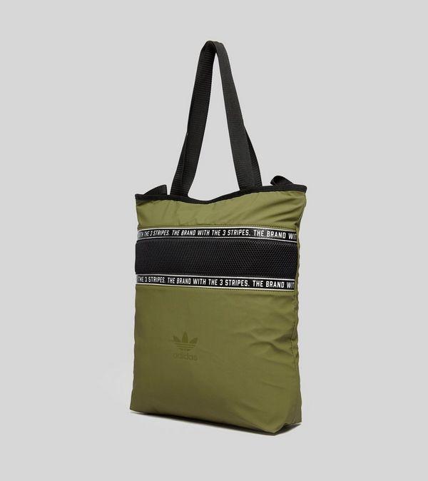 33f5d8be6a7b adidas Originals 3 Stripe Tote Bag