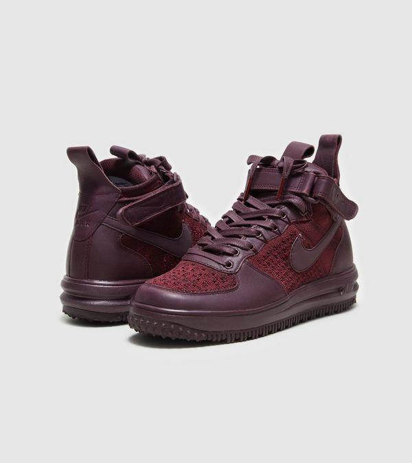 W Lf1 Workboot Flyknit - Calzado - Zapatillas Altas Y Zapatillas Nike Envío gratuito de calidad superior Barato Venta Outlet Store Visita barato Nuevo l3mNArr