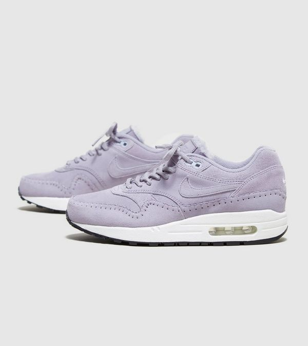 on sale 55dfa ac9c8 Nike Air Max 1 PRM Womens  Size