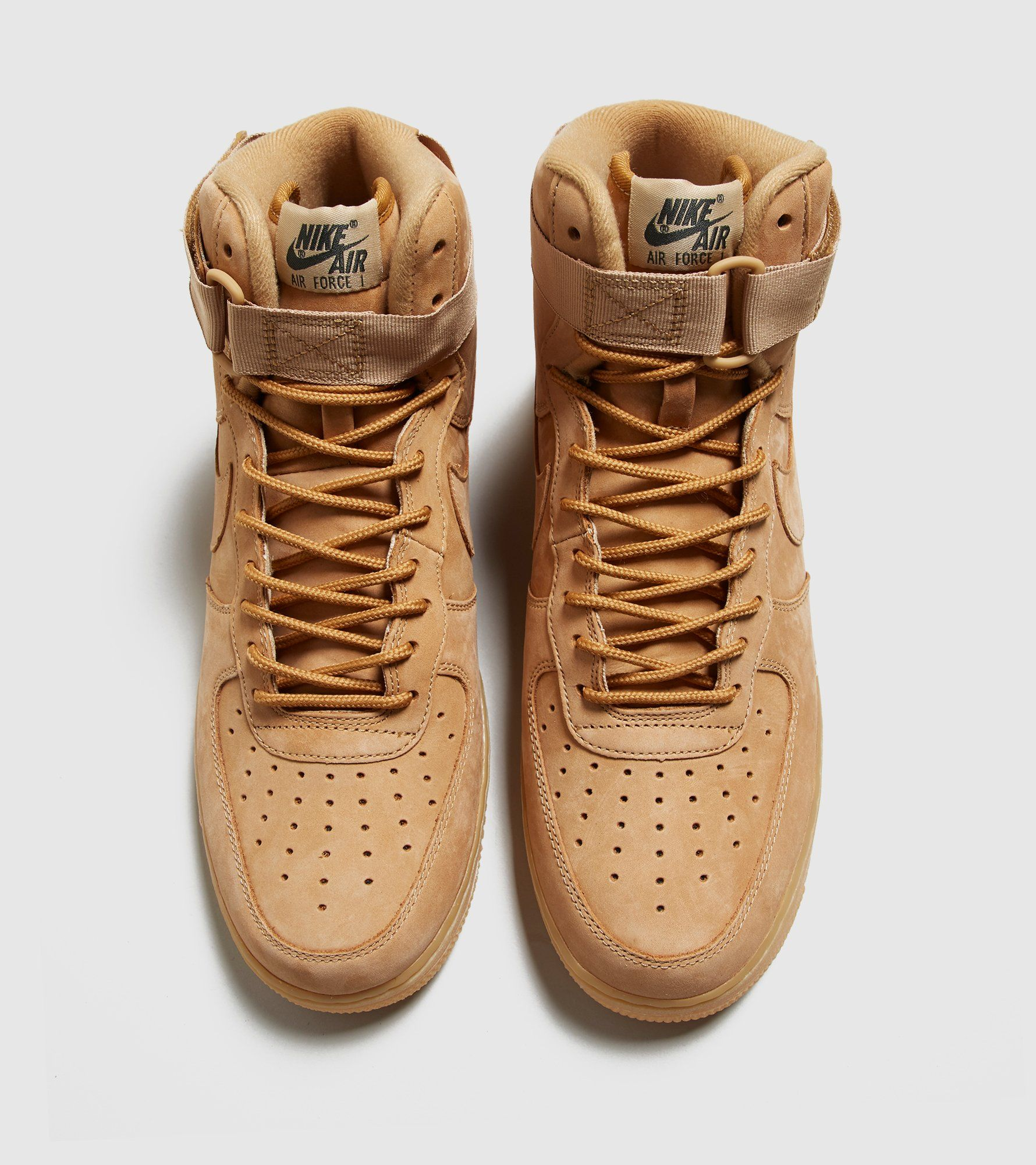 wiwcu Nike Air Force 1 High \'Flax\' |