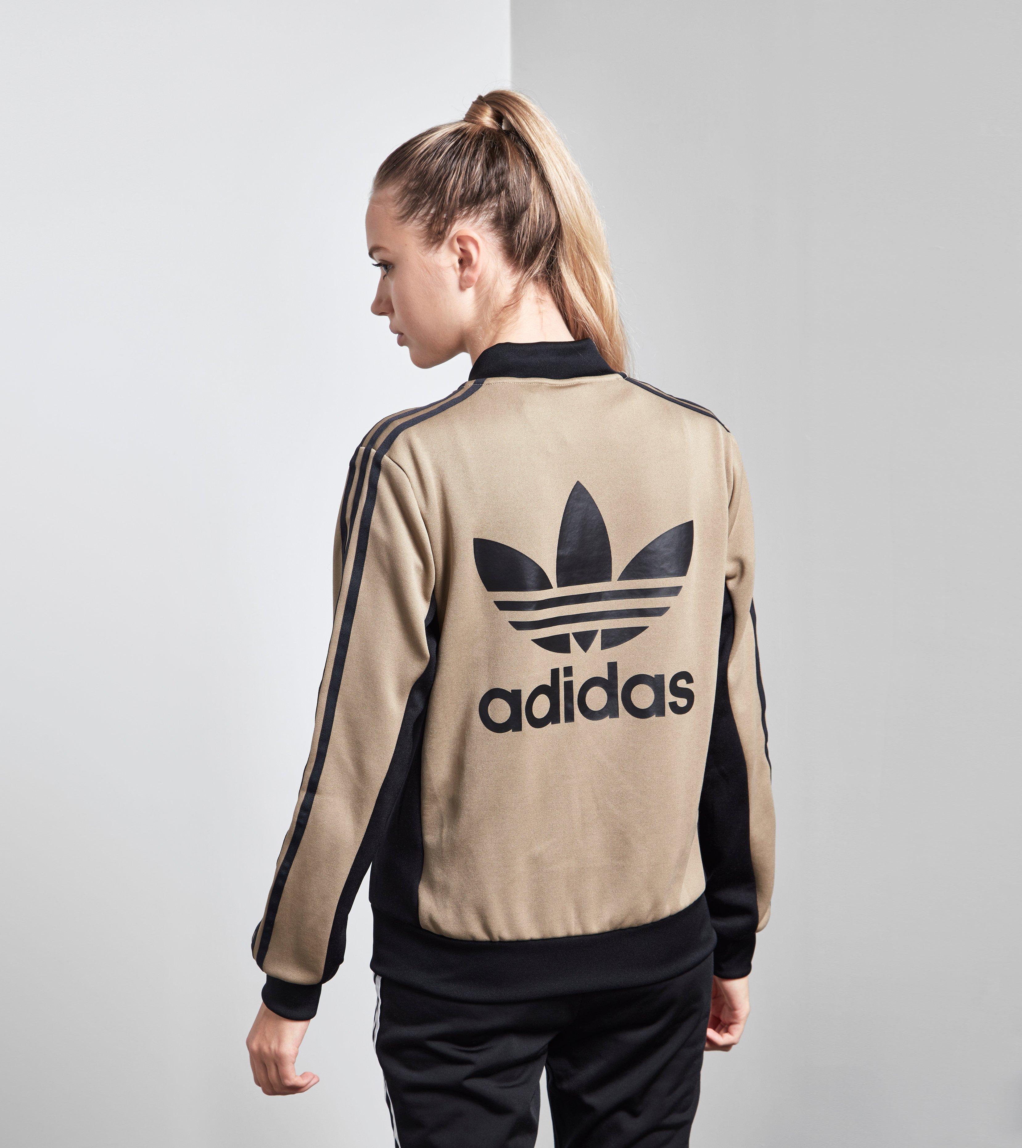 Adidas supergirl originals jacket