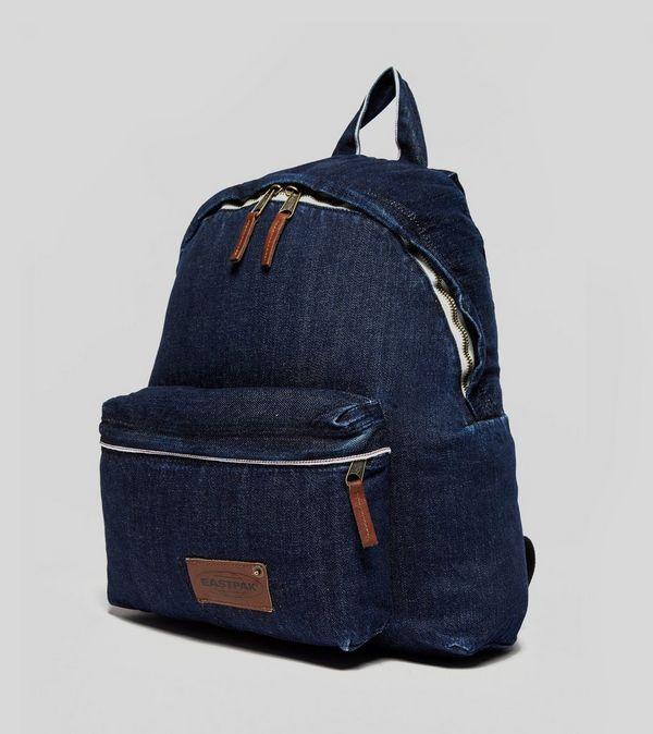 0e7a875f723f Eastpak Padded Premium Selvedge Denim Backpack