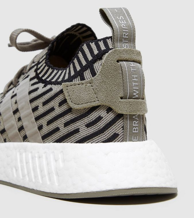 adidas NMD R2 Black Primeknit The Sole Supplier