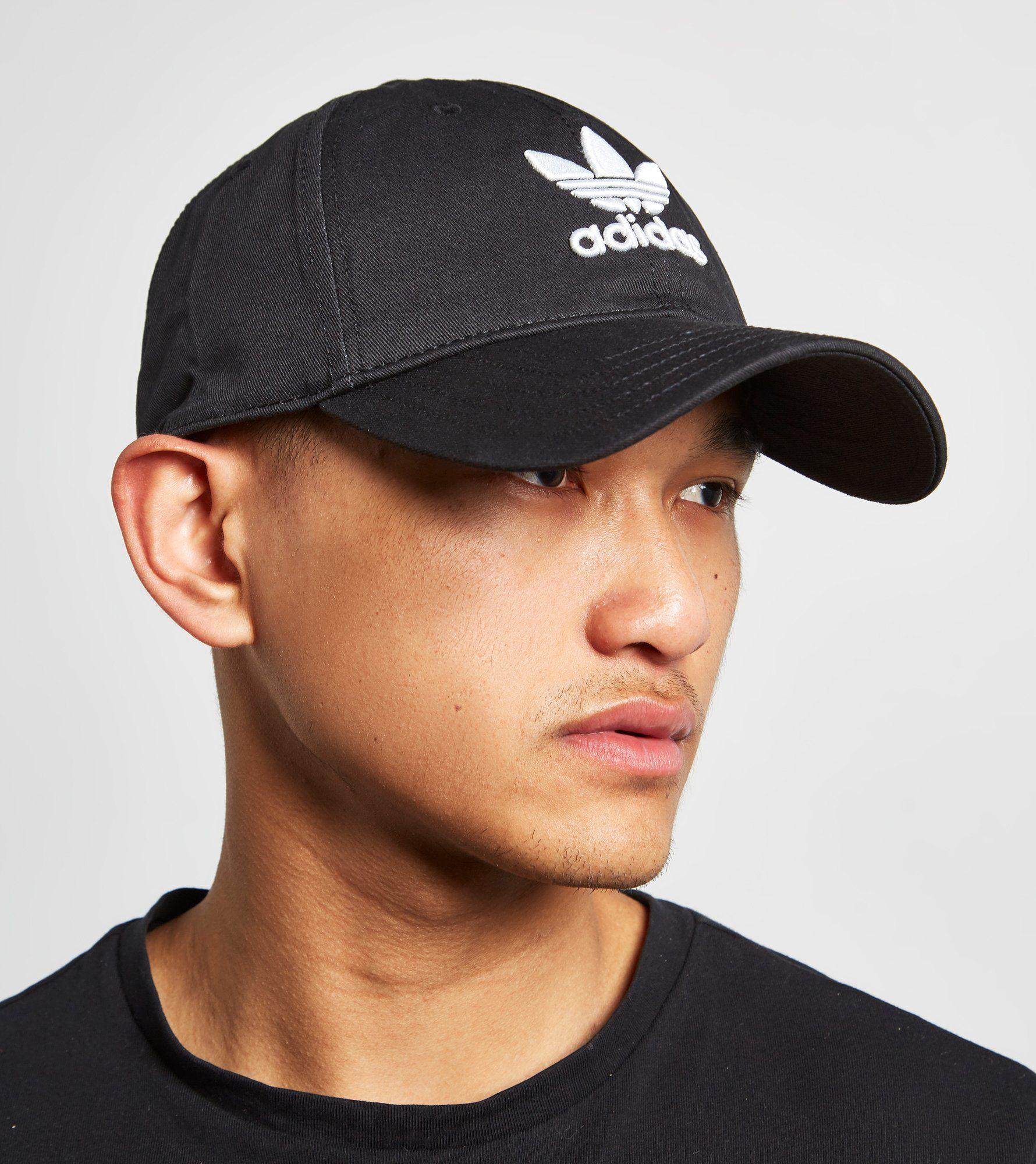 ef3531424d8 adidas Originals Trefoil Classic Cap ...