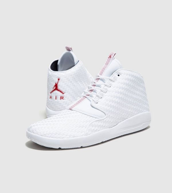 jordan eclipse chukka all white