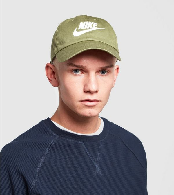 Nike Futura Washed Curved Cap  83e84544b0e