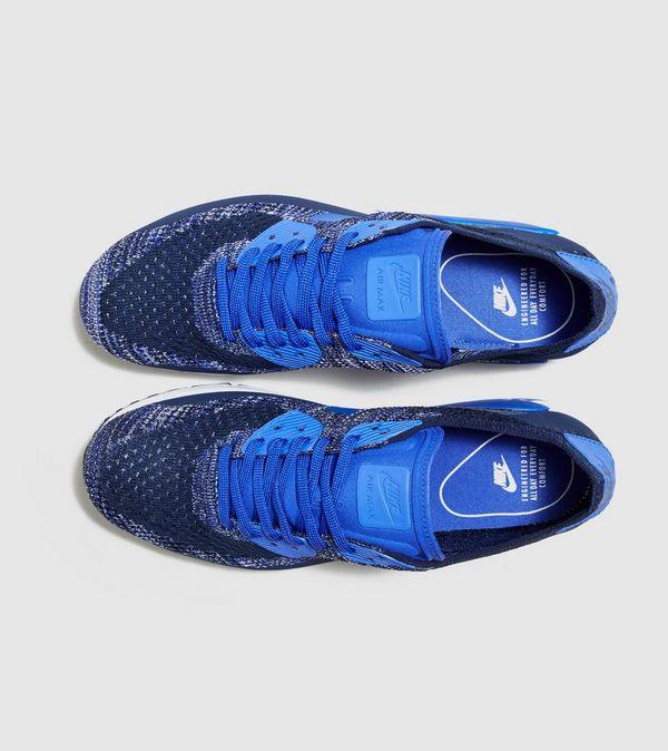 Air Max Flyknit Blue