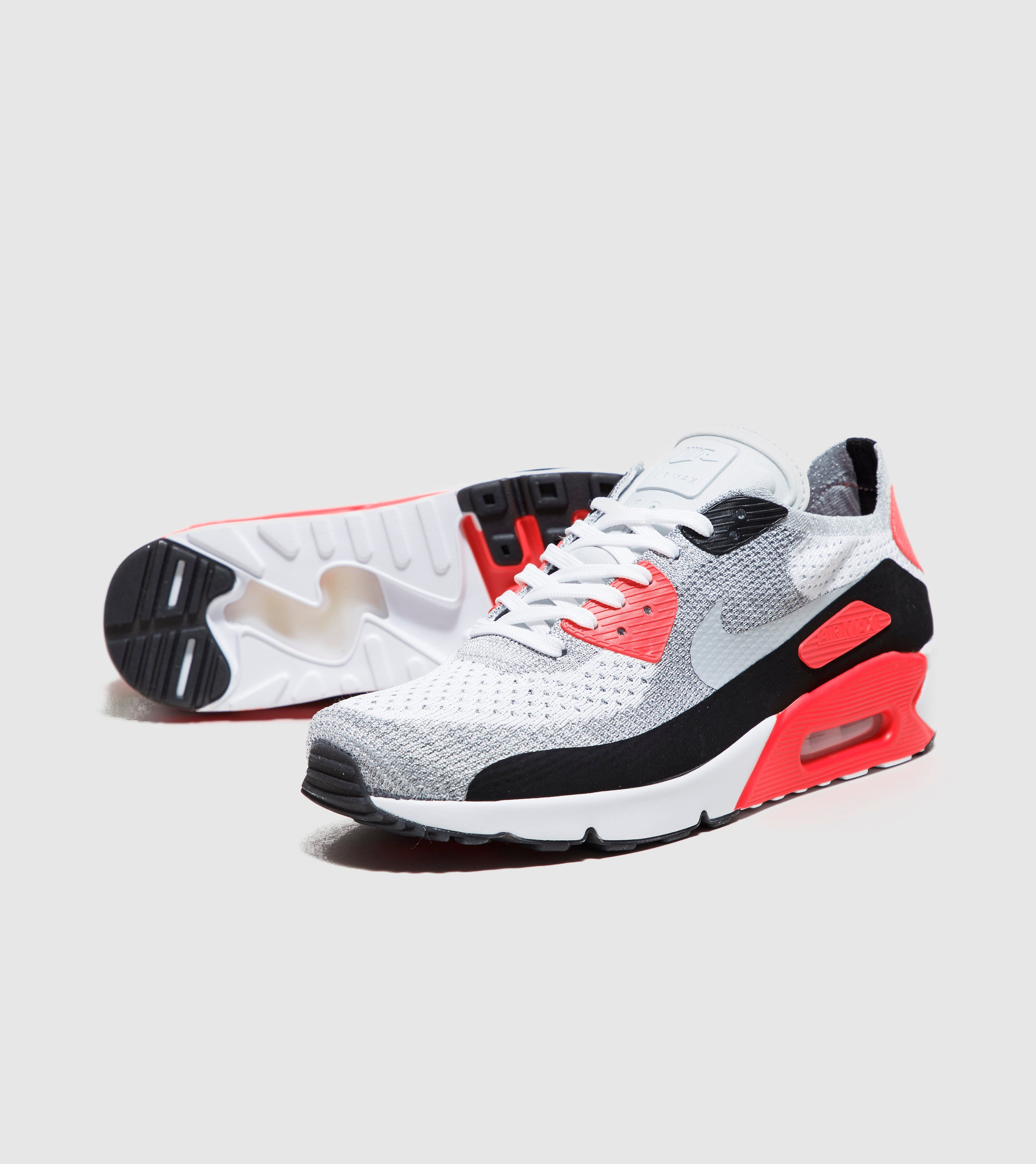 2018 8 875943 007 Nike Air Max 90 Ultra 2.0 Flyknit