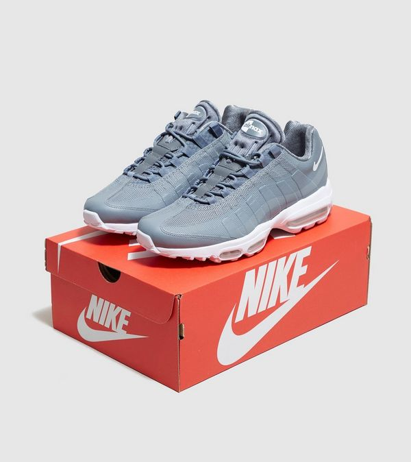nike air max 95 ultra essential trainers grey