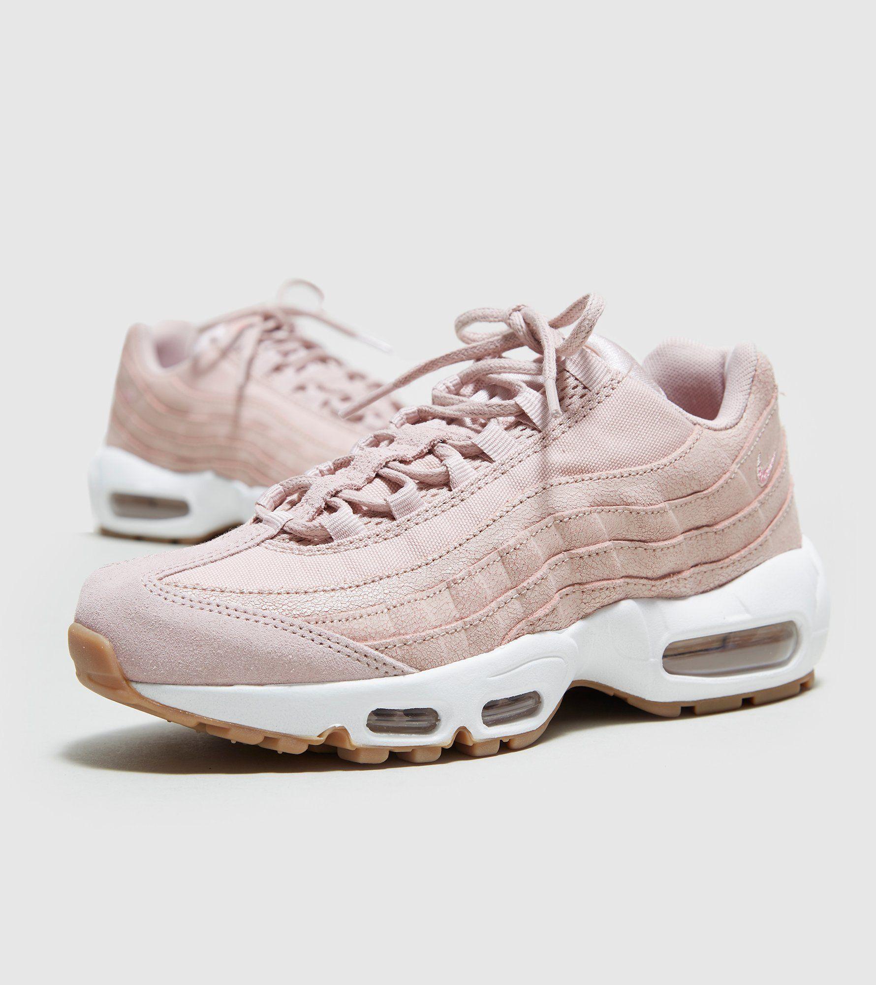 nike air max 95 ladies pink