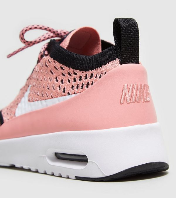 nike air max thea flyknit pink