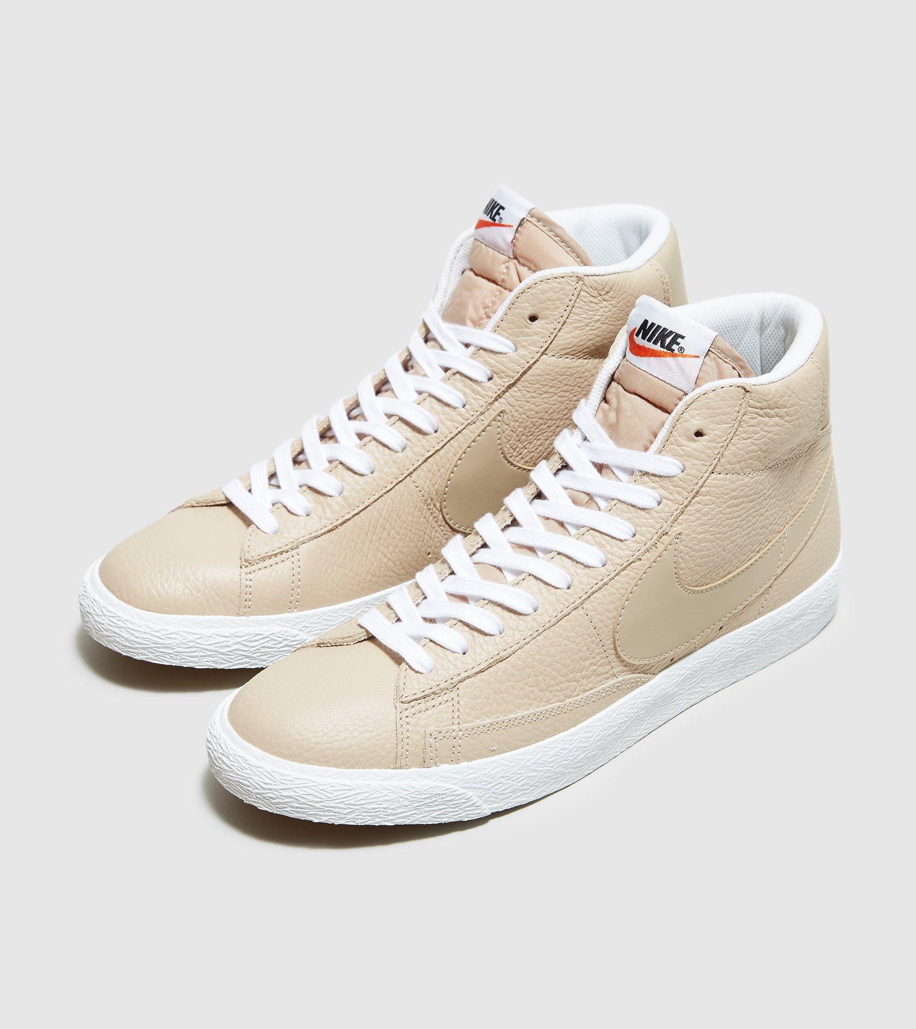 Nike Blazer Haute Cuir Vntg