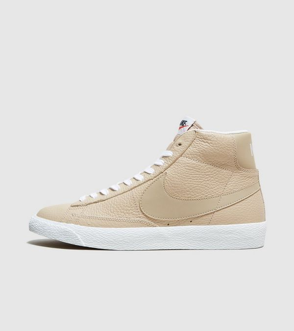 nike blazer high leather