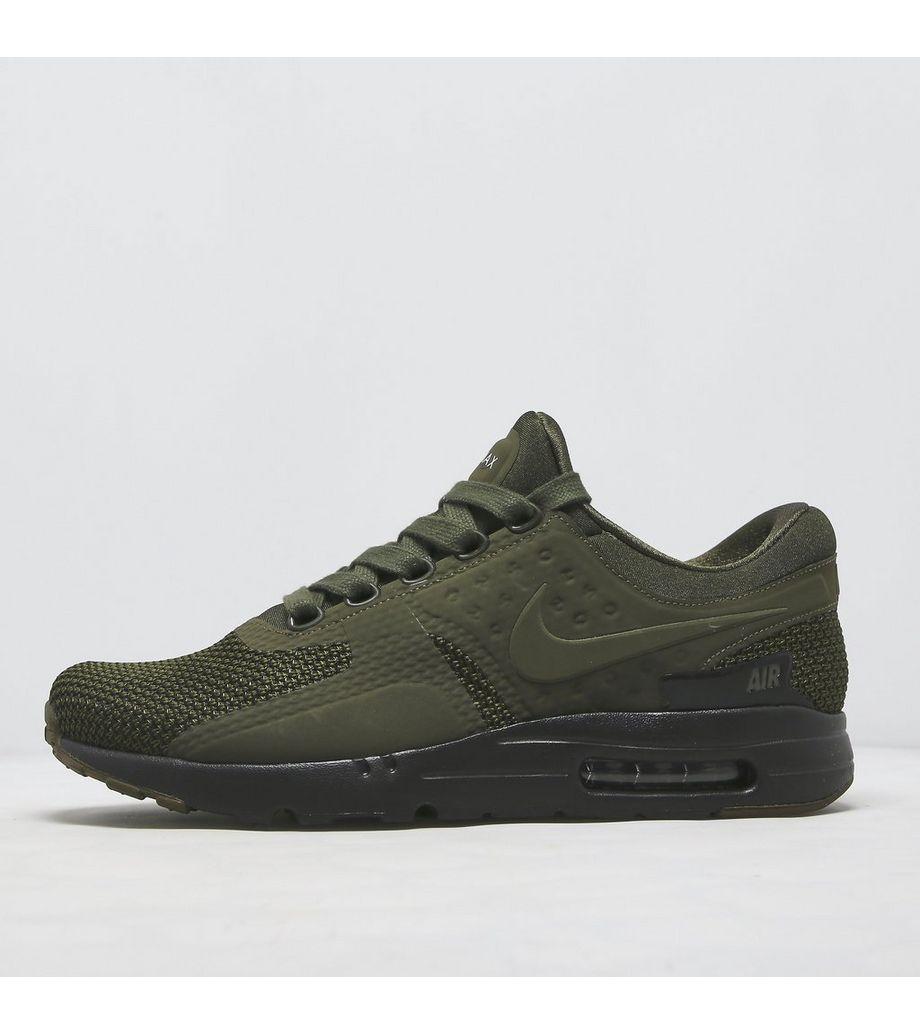 Nike Air Max Zero QS Volt Electric Green White 789695 011 Mens Womens Jogging Shoes 789695 011