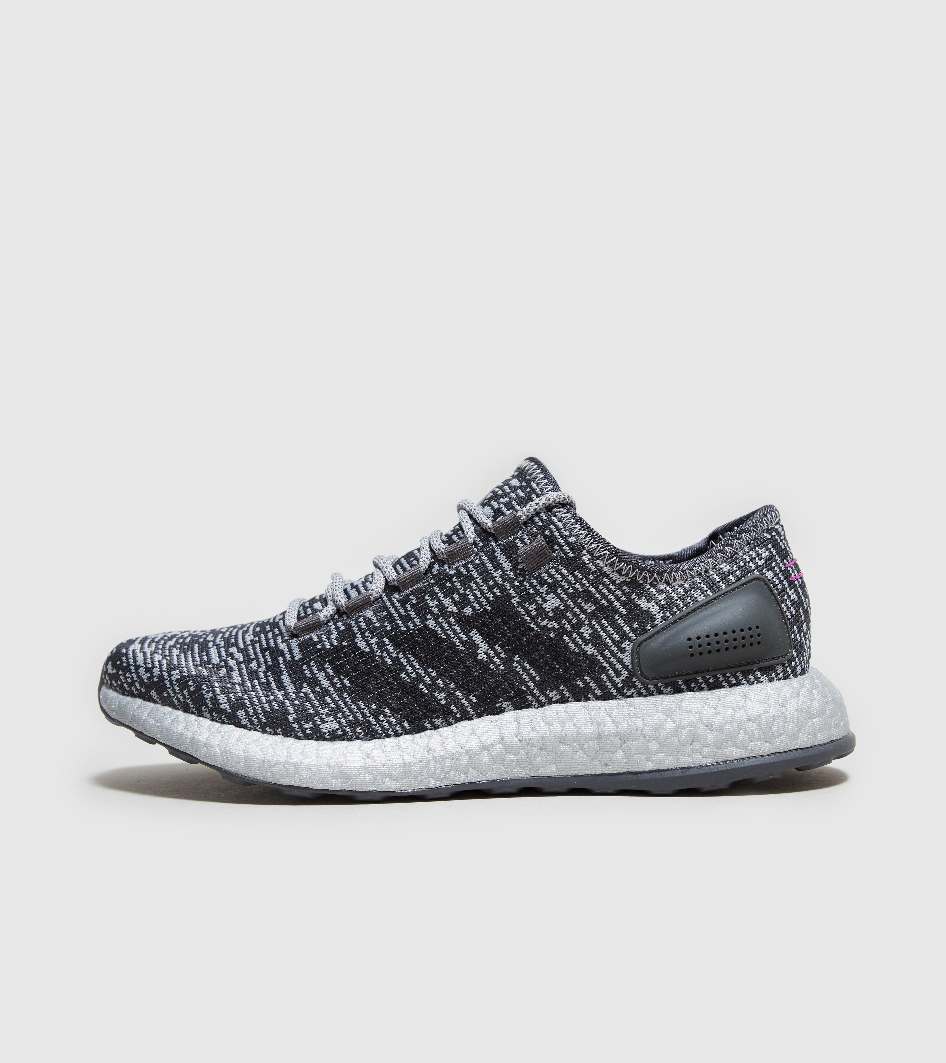 ADIDAS ORIGINALS PURE BOOST ZG 430 WHITE   SILVER   BLACK