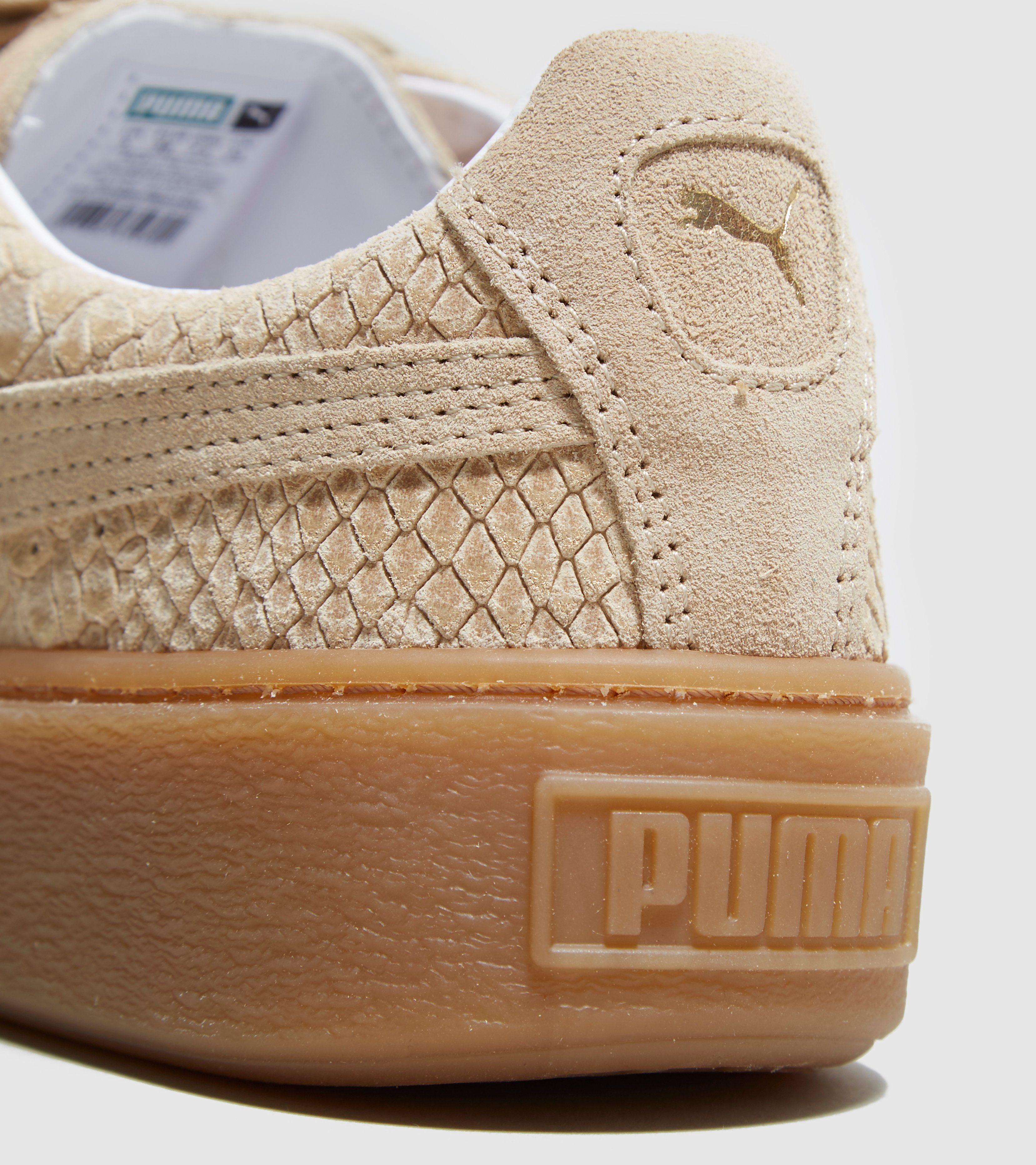 PUMA Platform Exotic Women's
