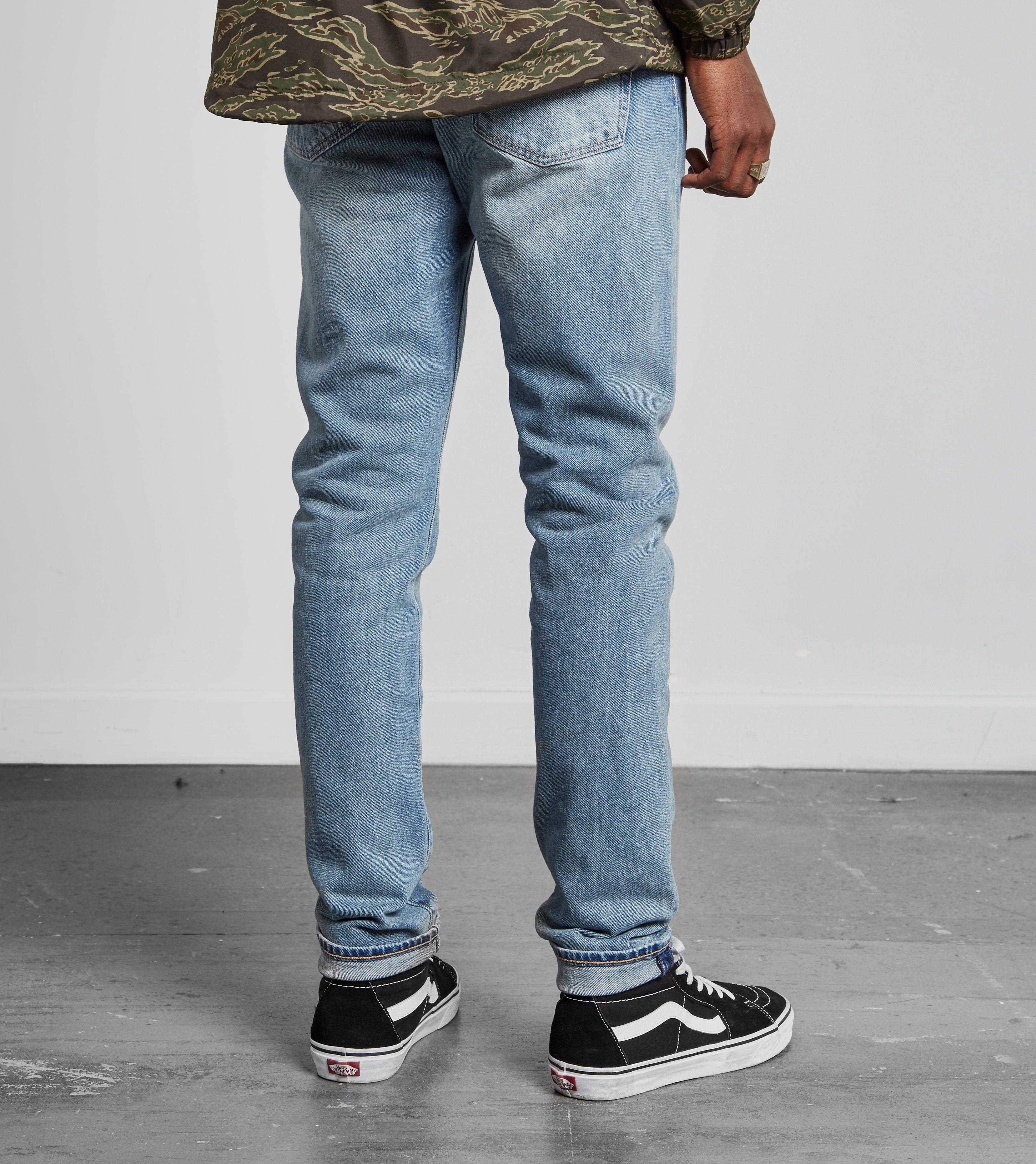 levis 510 skinny jeans size