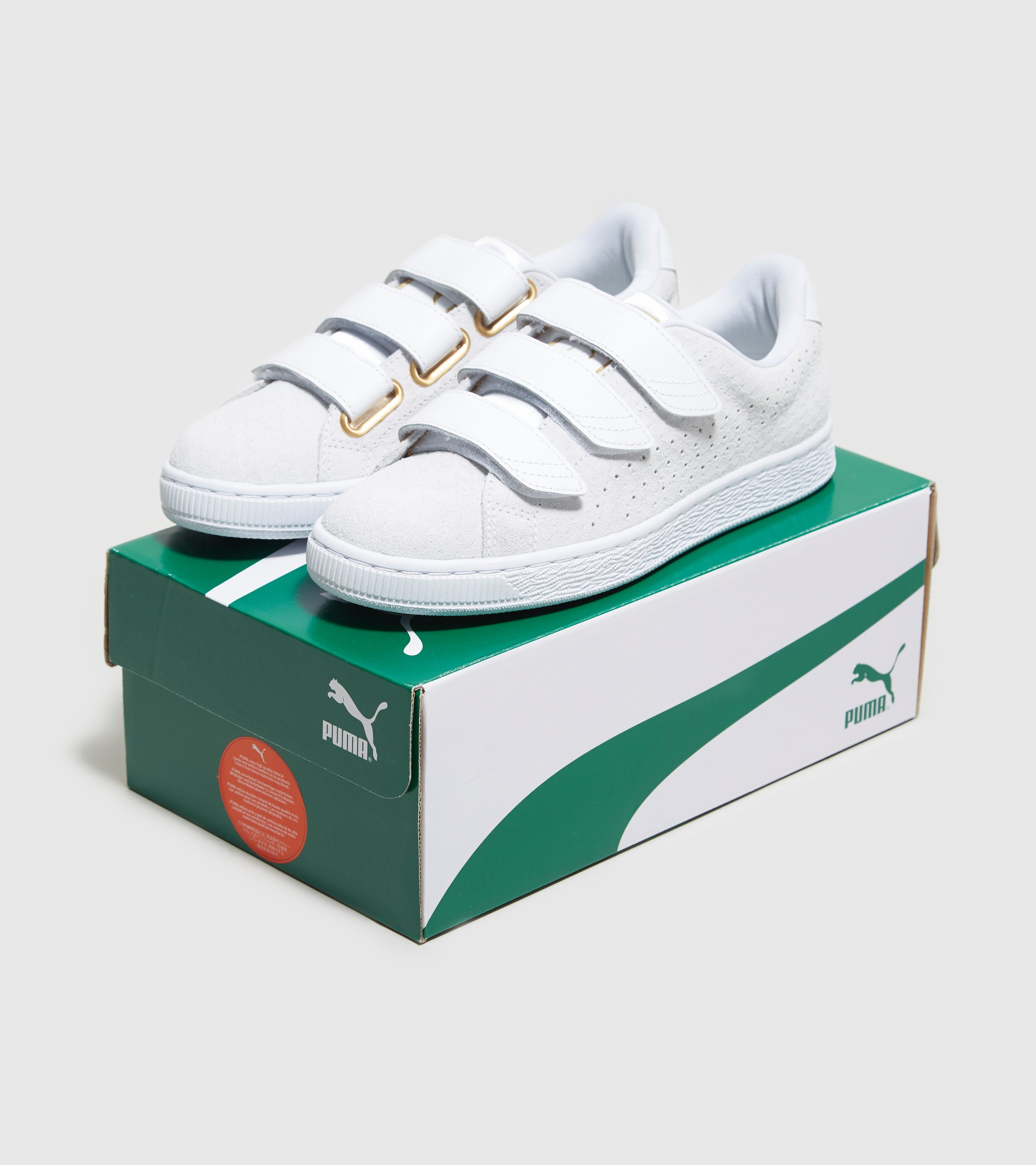 PUMA Basket Strap Exotic Women's