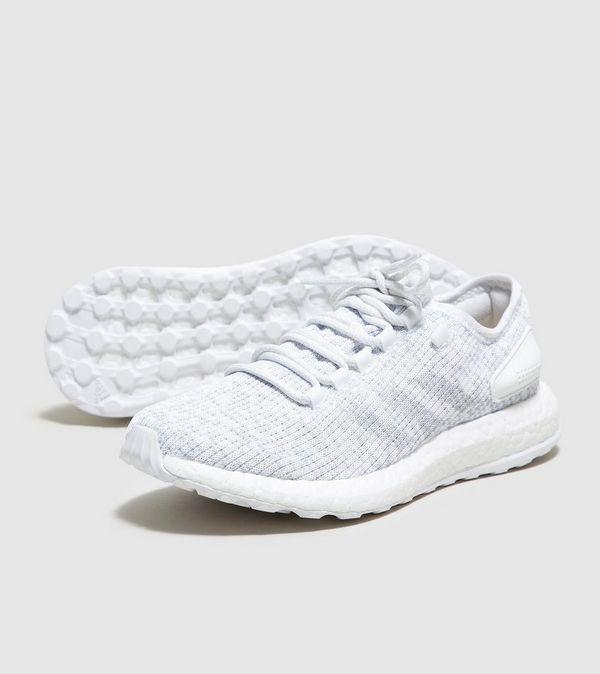 adidas boost womens white