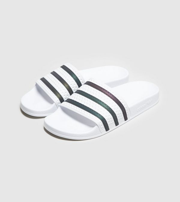 super popular 845ee bcfd7 adidas Originals Adilette Slides