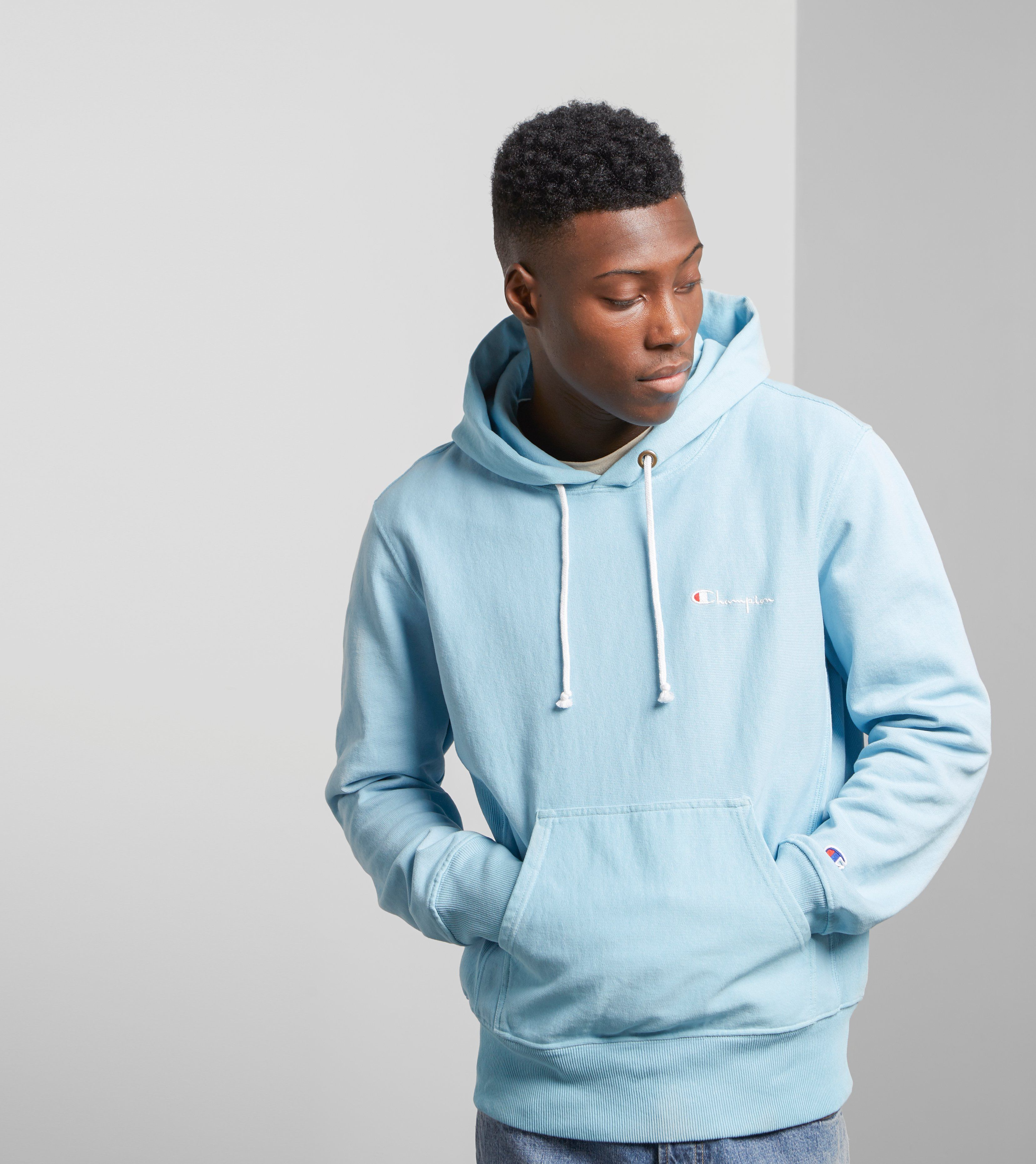 champion garment dyed hoody size exclusive size. Black Bedroom Furniture Sets. Home Design Ideas
