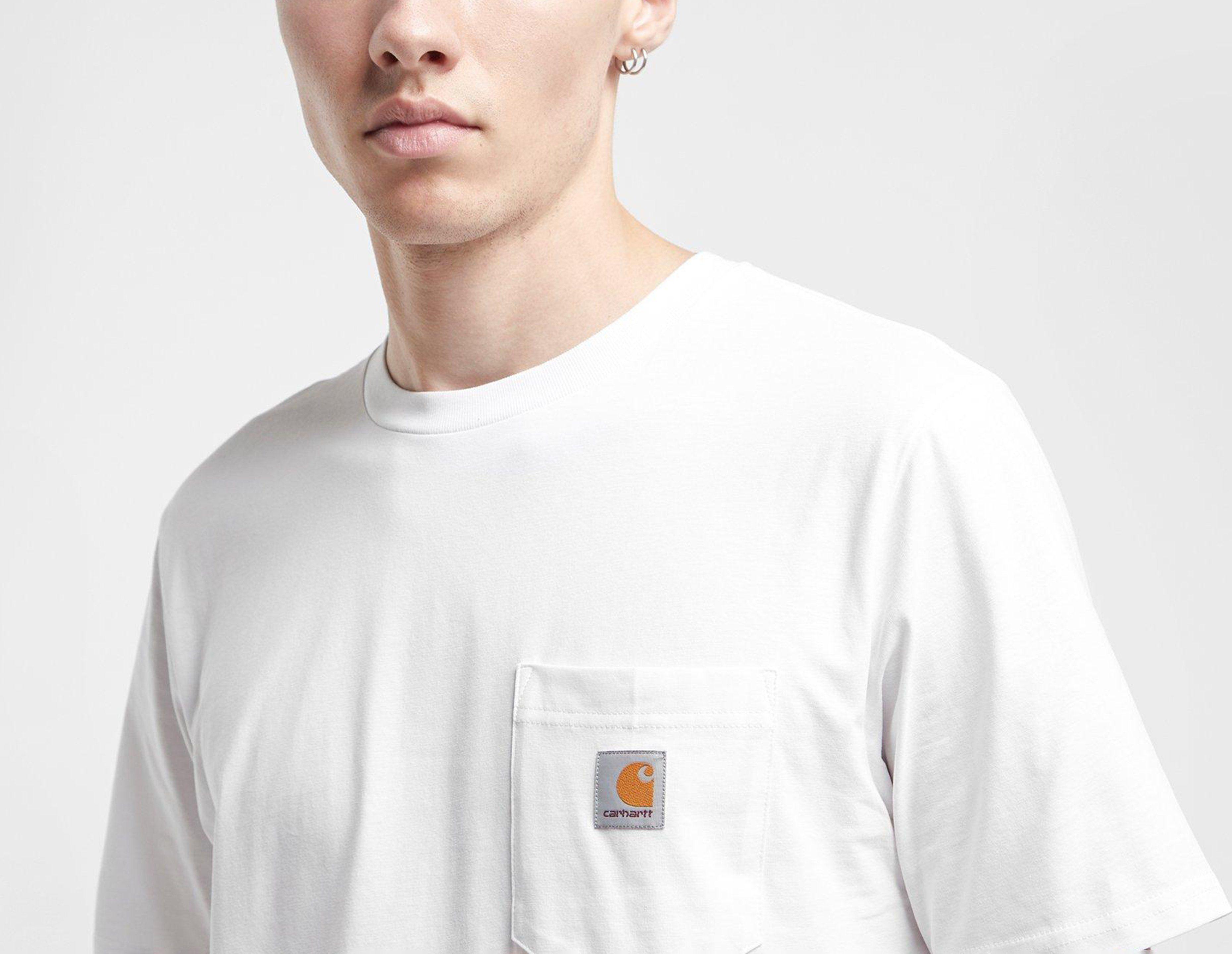 Carhartt WIP T-shirt med lomme