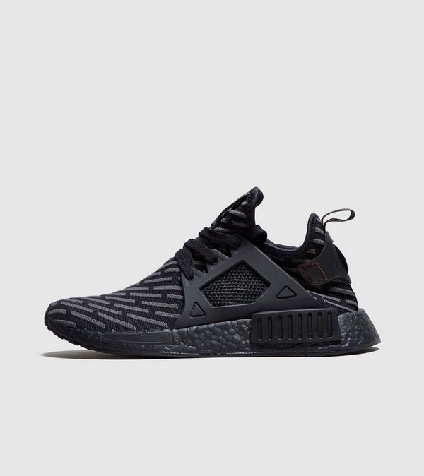 Cheap Adidas NMD R1 Triple Black Unboxing and Review