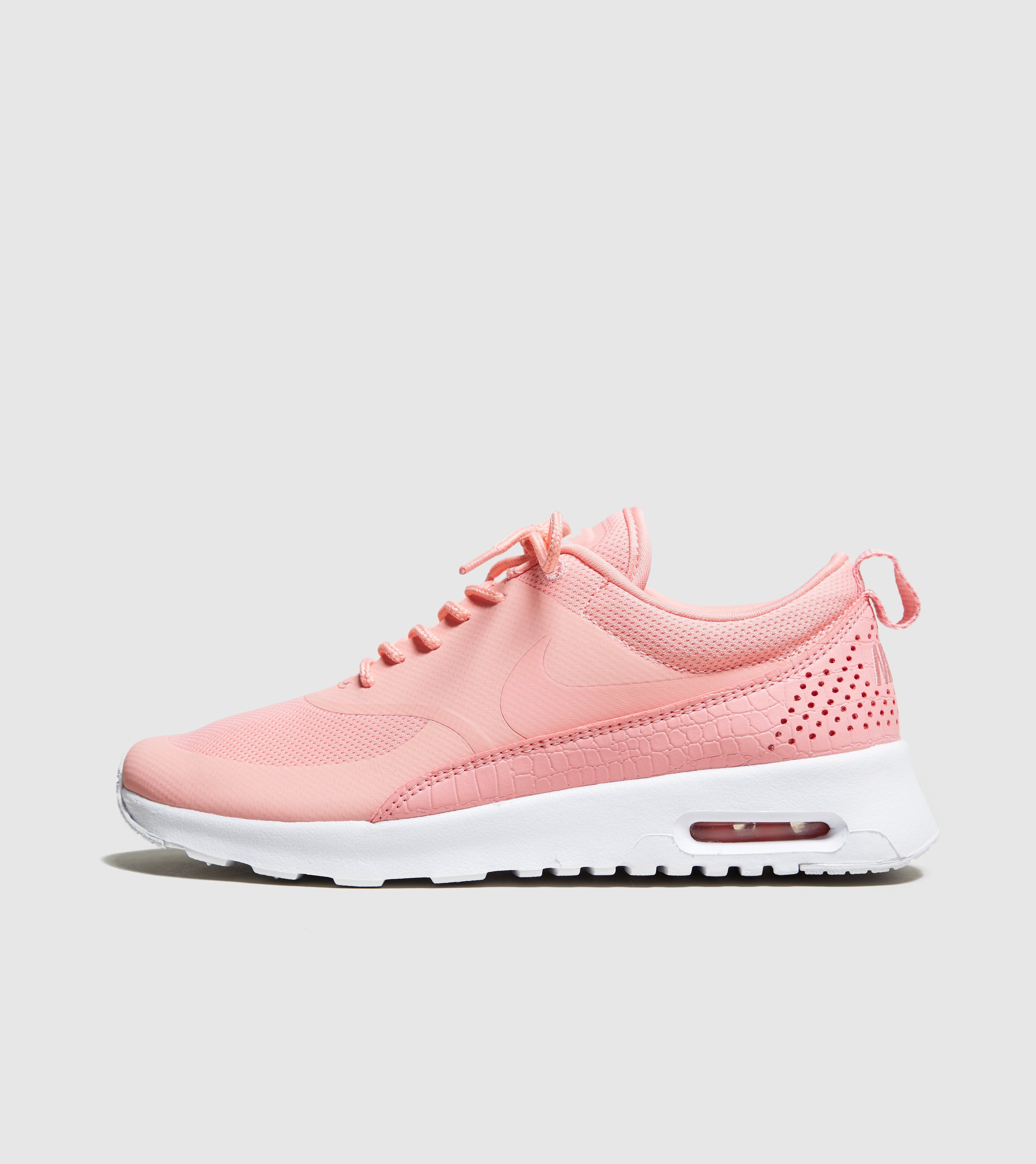 Nike Trainers Womens Nike Air Max Thea Essential Pink